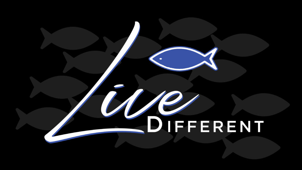 Live Different logo