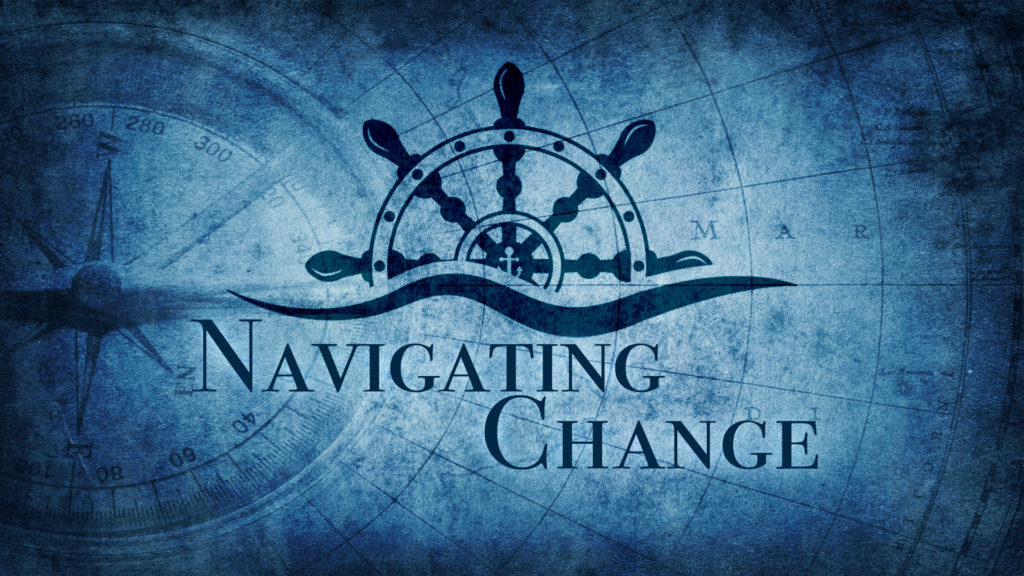 Navigating Change Title Page
